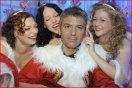Красавчик Джордж Клуни - благотворитель.