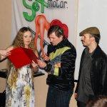 Ведущие фестиваля взрослого кино объявляют победителей
