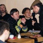 Жюри первого всероссийского фестиваля кино